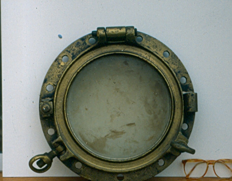 A Porthole from the Bolivar