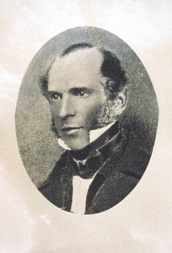 Charles O'Hara Booth