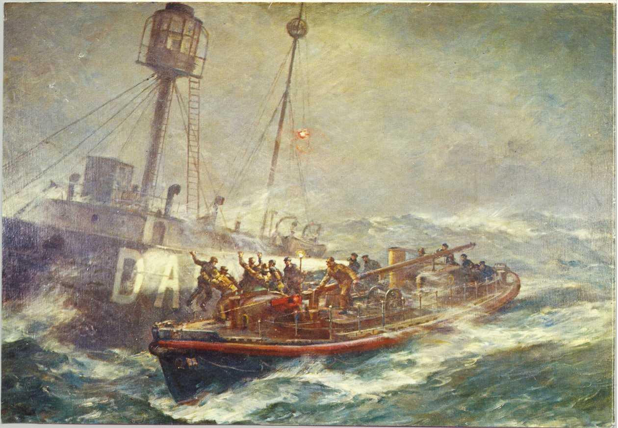Daunt Rescue