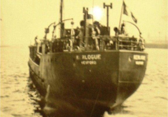 MV Kerlogue, neutral Irish ship