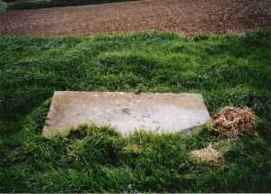 The Munro grave at Cill Park Cullenstown