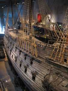 Vasa, from port