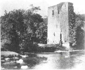 Dundaniel Castle, said to have been built by Barry Oge in 1476 was to become a nucleus for an East India settlement engaged in shipbuilding and iron making in the early 1600's