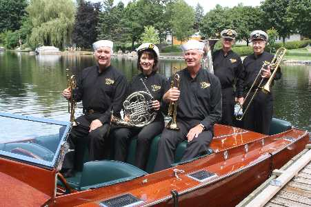 The Manotick Brass Ensemble