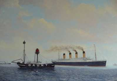 Titanic and Daunt
