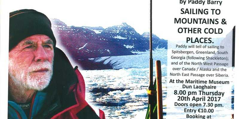 Sailing to Mountains & Other Cold Places