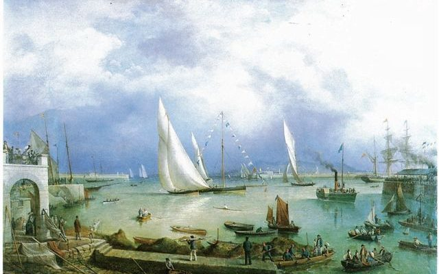 Maritime Art and Dun Laoghaire