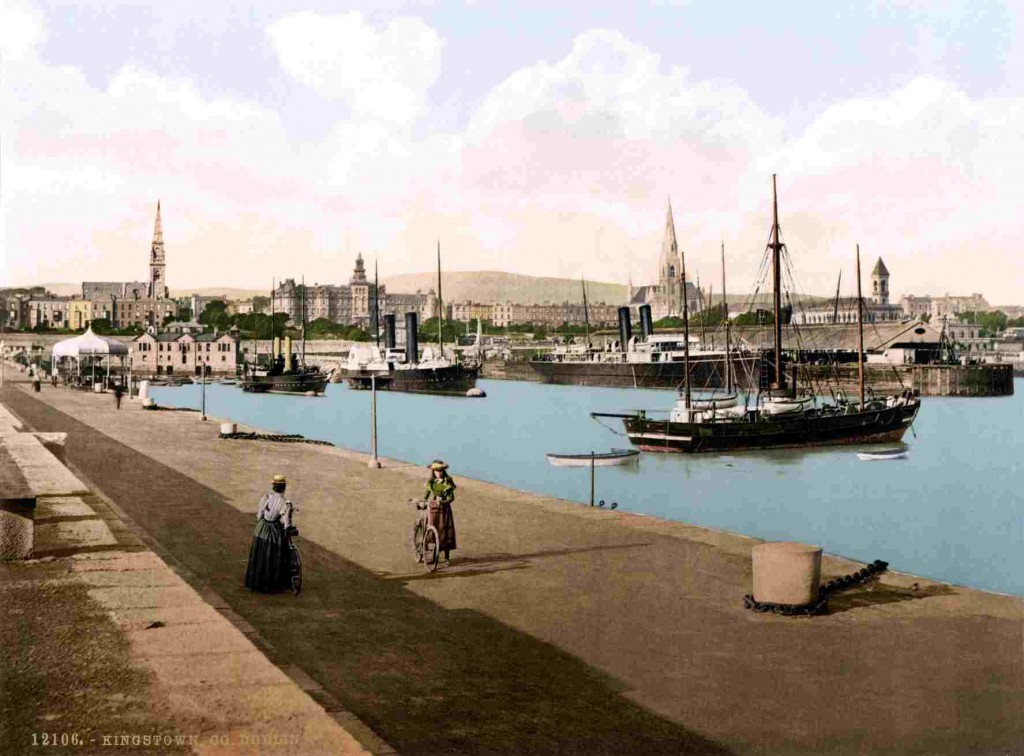 KingstownHarbourC1890