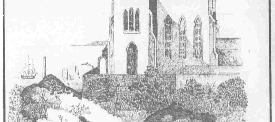 Mariners' Church – History