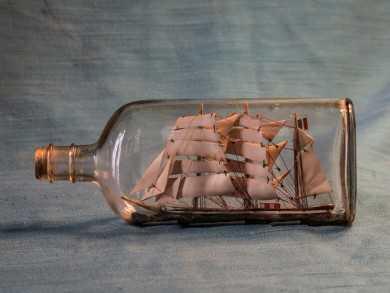 Ships in Bottles 10