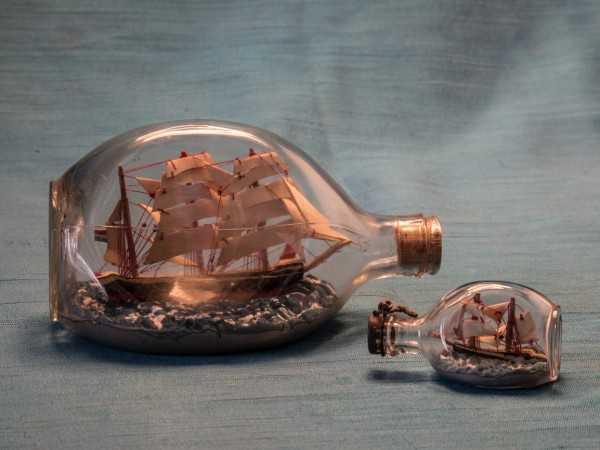 Ships in Bottles 2