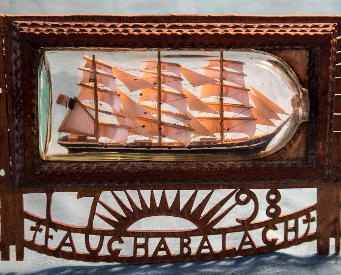 Ships in Bottles 42