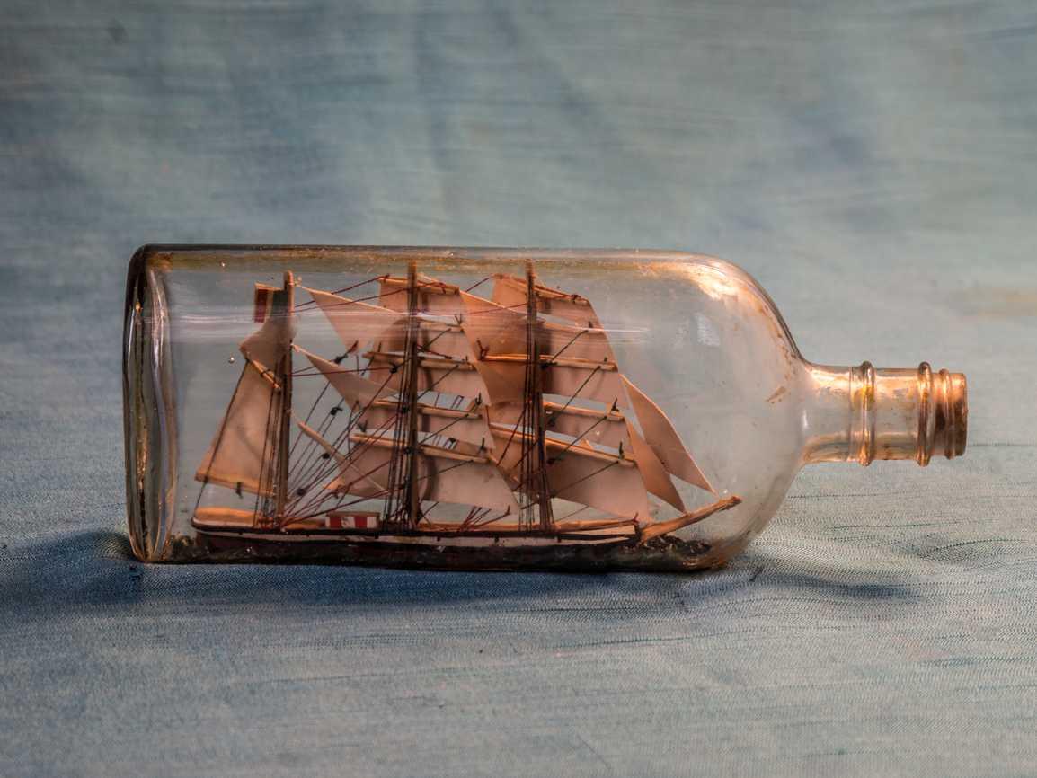 Ships in Bottles 6
